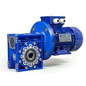 Червячный мотор-редуктор NMRV 063