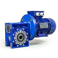 Червячный мотор-редуктор NMRV 063, фото 1