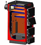 Пелетний Котел твердопаливний КТР-25 ЕКО UNI PELLET, фото 5