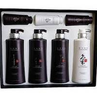 Универсальный набор по уходу за волосами DAENG GI MEO RI  Ki Gold Hair Care Set, 2210 мл