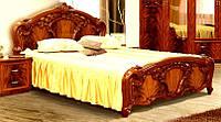Ліжко двоспальне Олимпия MiroMark
