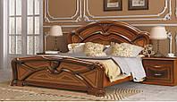 """Кровать двуспальная """"Примула"""" MiroMark"""