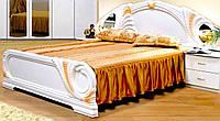 """Кровать двуспальная """"Лола"""" MiroMark"""