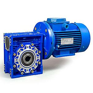Червячный мотор-редуктор NMRV 075