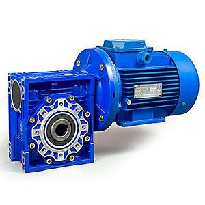 Черв'ячний мотор-редуктор NMRV 090