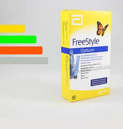 Тест-смужки FreeStyle