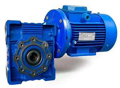 Червячный мотор-редуктор NMRV 130
