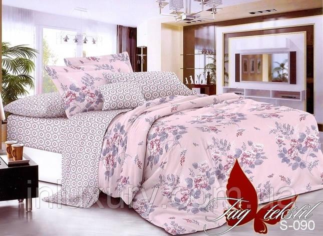 Комплект постельного белья с компаньоном S-090, фото 2