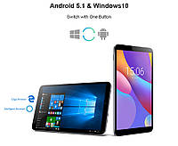 Планшет Chuwi Hi8 Air Intel x5-Z8350 2GB/32GB Windows 10 + Android 5.1.