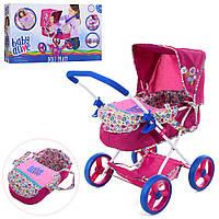Лялькова коляска Baby Alive Classic Pram Doll D-86491, фото 1