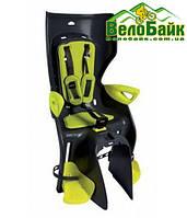 BELLELLI Summer Standart B-fix HI-Vision Дитяче велокрісло до 22 кг SAD-32-89 сірий/салатовий