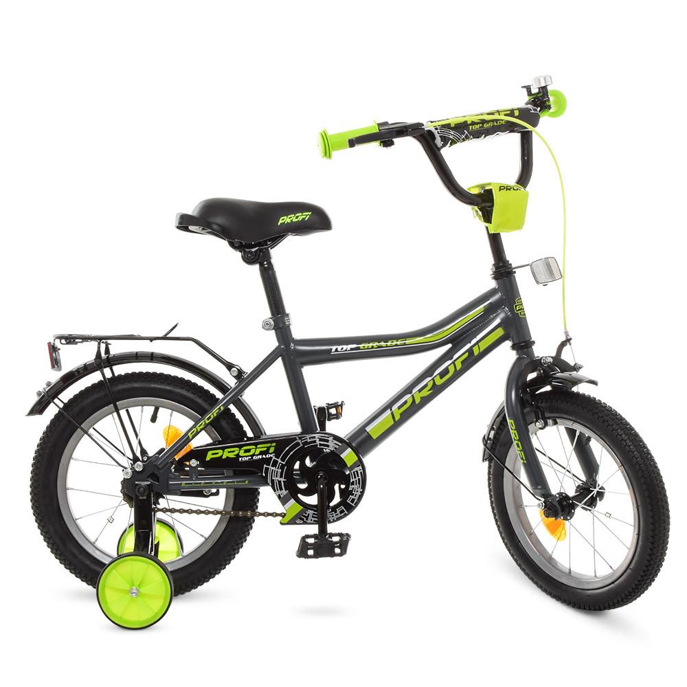 Велосипед детский PROF1 12д. Y12108 Серый