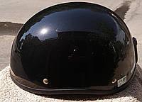 Шлем черный классика