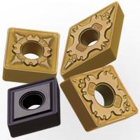 Пластины сменные твердосплавные c покрытием