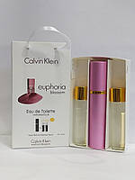 Наборы мини духов копия Calvin Clein Euphoria Blossom Woman реплика 45ml