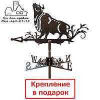 Флюгер на крышу Бык (Бик)