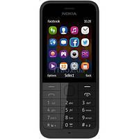 Мобильный телефон Nokia 220 (Asha) Black (A00017587)