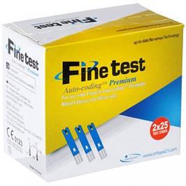 Тест-смужки Finetest