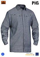 Рубашка мужская тактическая Huntman Denim