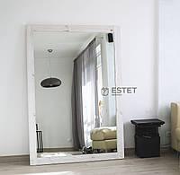 Подвесное зеркало с рамой в полный рост, без подсветки