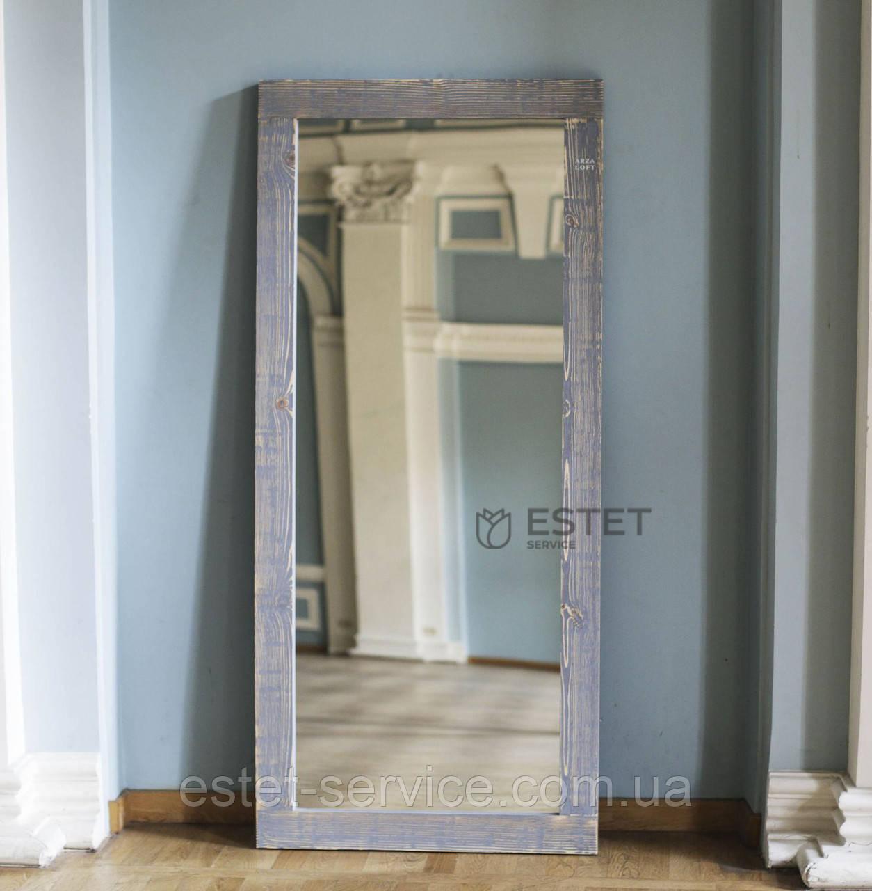 Зеркало в полный рост без подсветки М601