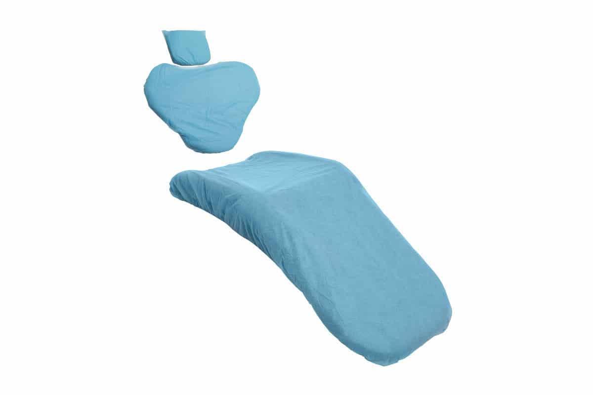 Чохол для стоматологічного крісла Akzenta - 1 шт, blue