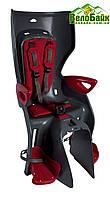 BELLELLI Summer Standart B-fix Дитяче велокрісло до 22 кг SAD-99-09 сірий/червоний