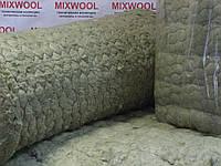 Мат MIXWOOL М-70 МС-1, толщина 80 мм (Wired Mat)