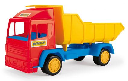 Машинка Wader Mini truck грузовик  39208
