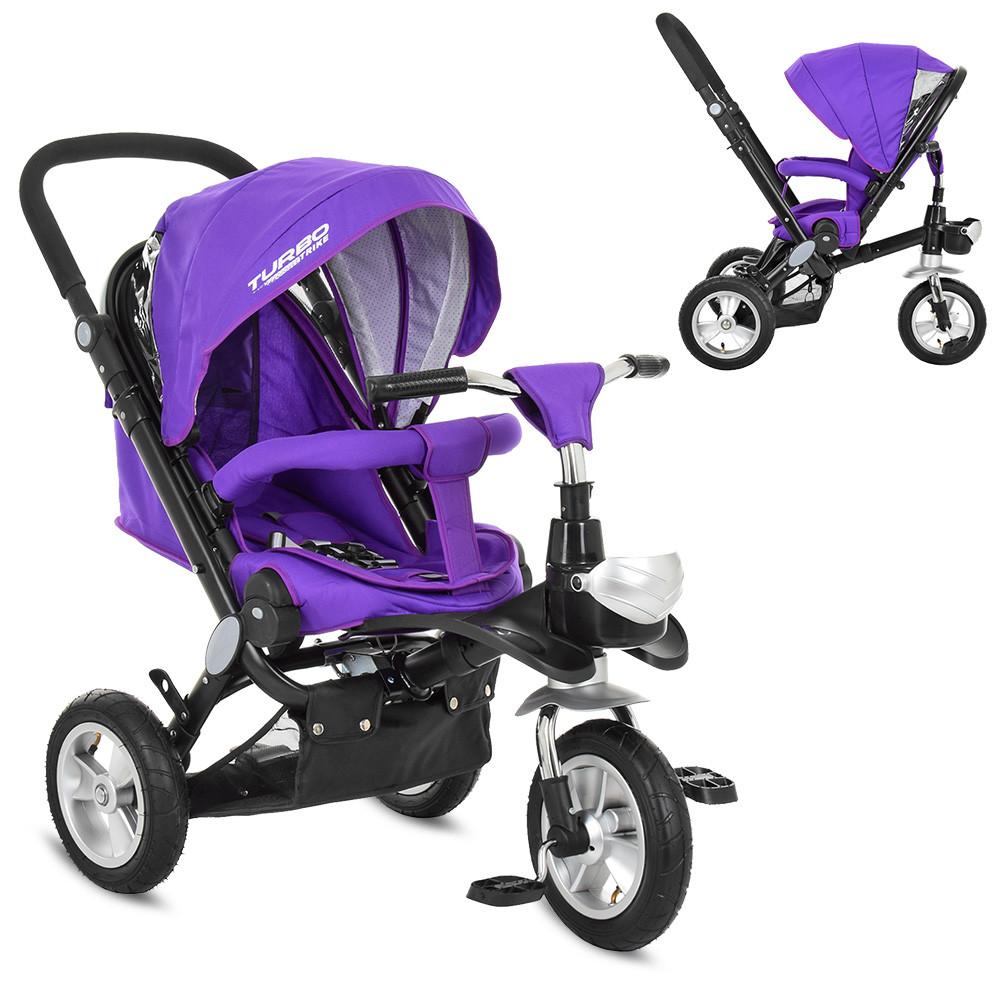 Велосипед M AL3645A-8 Фіолетовий TURBOTRIKE