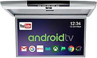 Потолочный монитор Clayton SL-1788 GR Android 17.3 дюйма