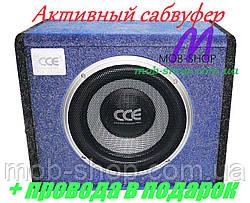 """Активний корпусний сабвуфер C-180AMP 250 Вт 10"""""""