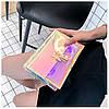 Cумка женская розовая из акрилового пластика, фото 2