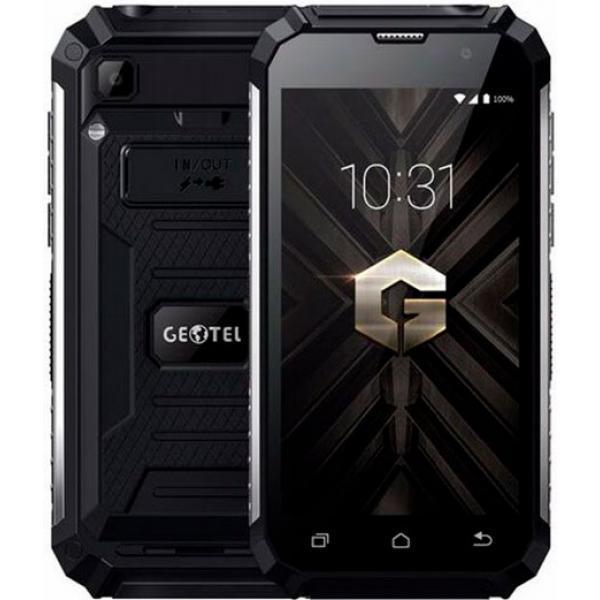 Смартфон Geotel G1 2/16GB Black