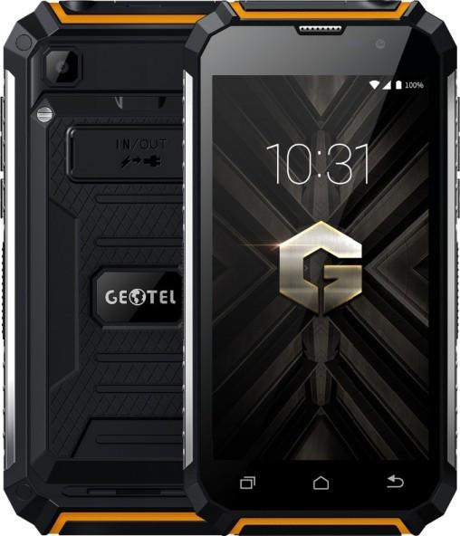 Смартфон Geotel G1 2/16GB Orange