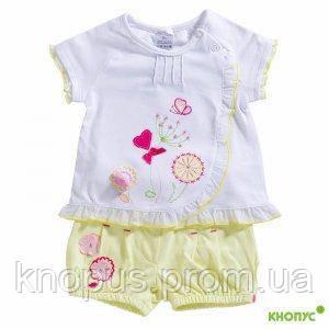 """Комплект """"Солнышко"""" (туника, шорты), Garden baby, размер 68"""