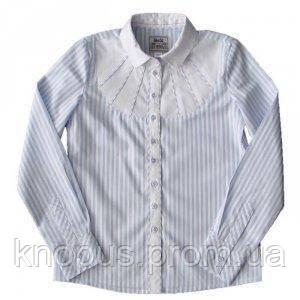 Блузка школьная, Bogi,спаренный  размер 110-116