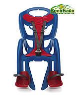 BELLELLI Pepe Standart Multifix Дитяче велокрісло до 22 кг SAD-25-75 Electric Blue