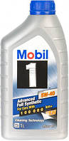 Моторное масло Mobil FS X1 5W-40 1 л