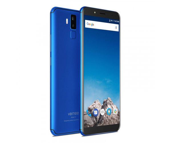 Смартфон Vernee X1 6/64GB Blue