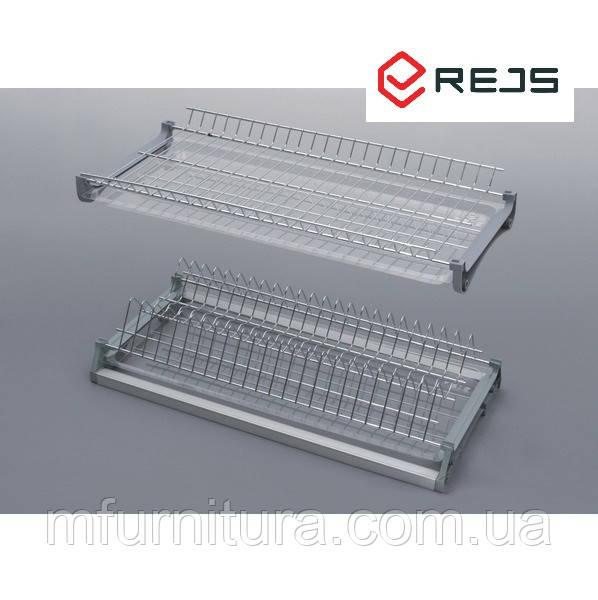 Сушка для посуды, 500 мм, хром  с рамой (Variant 3) - Rejs (Польша)