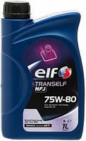 Масло трансмисcионное Elf Tranself NFJ 75W-80 1 л