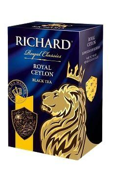 Чай черный Richard Royal Ceylon 90 гр.