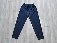 Штаны мужские батал 56-62р синие Nike Турция реплика