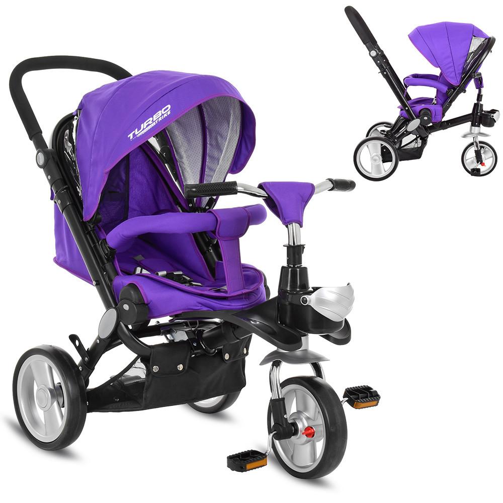Велосипед M AL3645-8 Фиолетовый TURBOTRIKE
