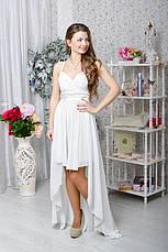 Легкое летнее платье с открытым декольте, фото 3