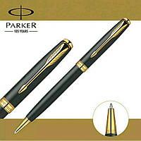 Шариковая ручка Паркер Sonnet 3 Matte Black GT