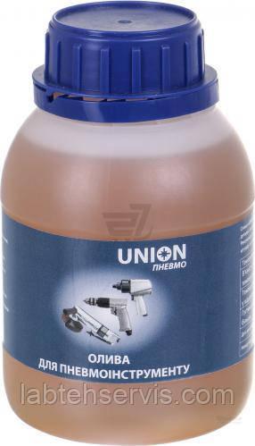 Масло Union для пневмоинструмента 0,5 л