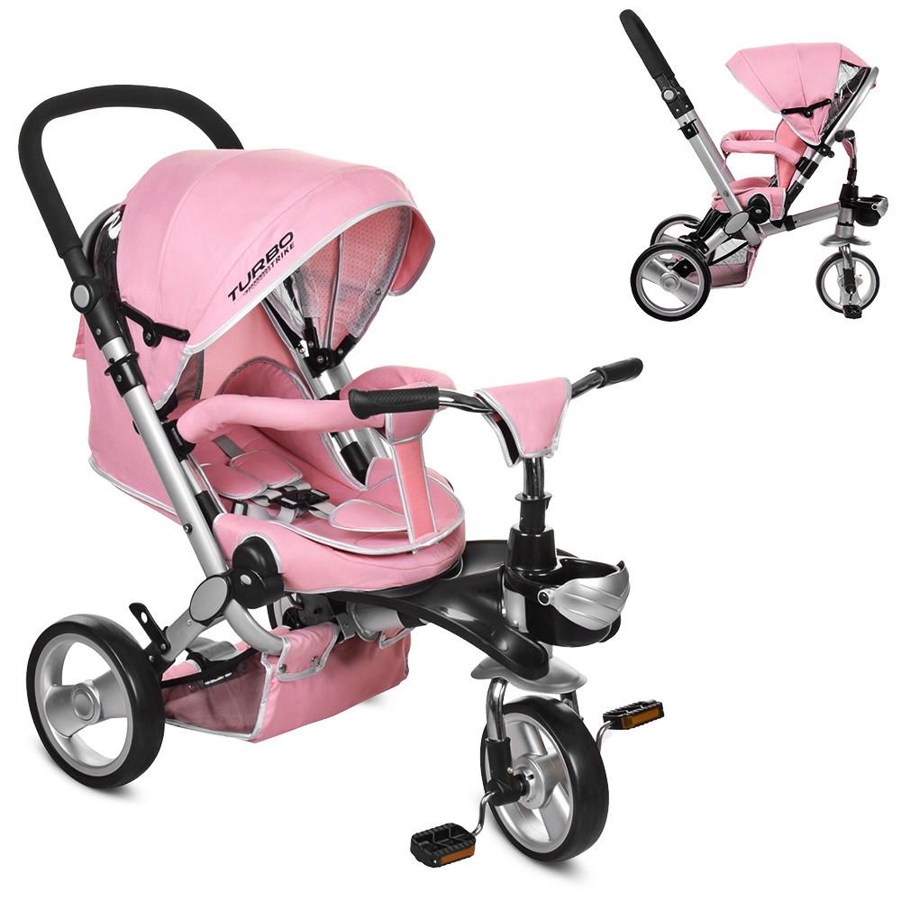 Велосипед M AL3645-10 Розовый TURBOTRIKE