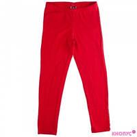 Леггинсы красные Girandola, размер 92